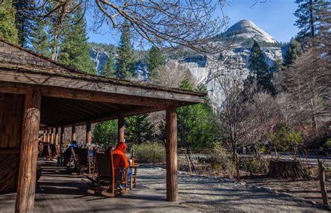 Half Dome Village Yosemite National Park