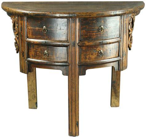 Half Moon Table eBay