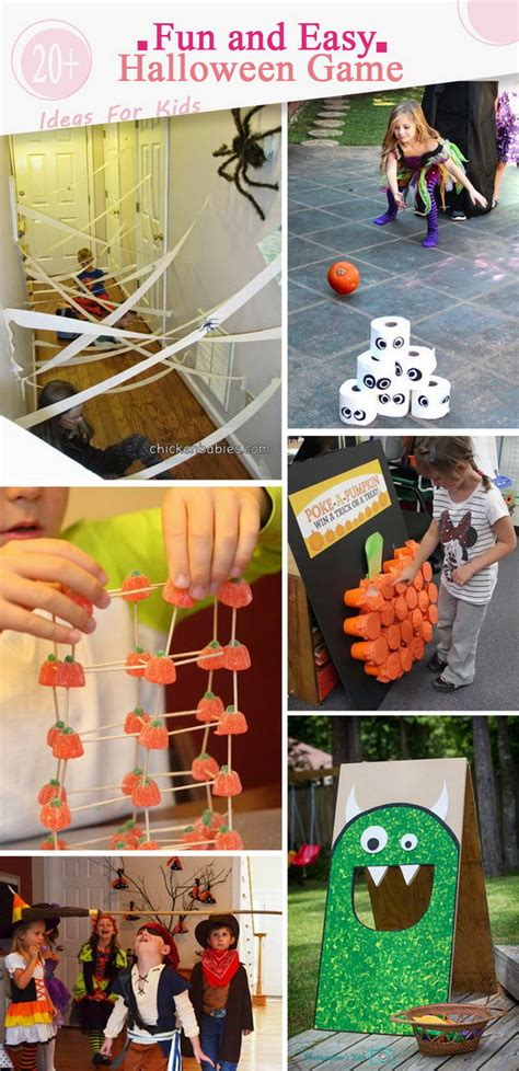 Halloween Activities for kids Halloween Games