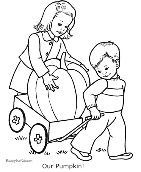 Halloween Coloring Pages Raising Our Kids
