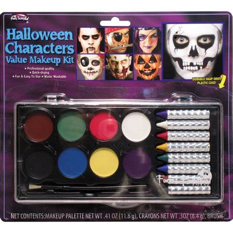 Halloween Face Paints Walmart