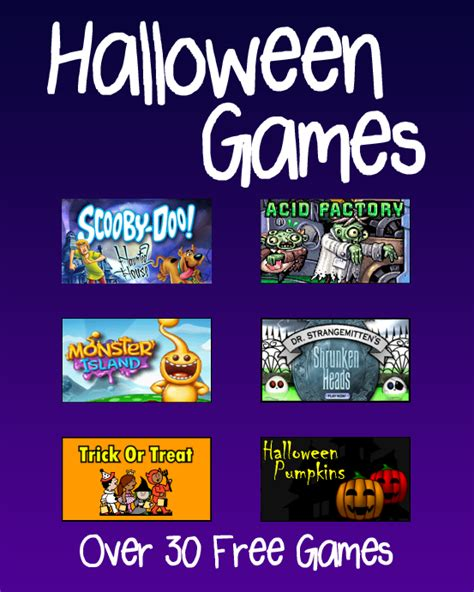 Halloween Games PrimaryGames Play Free Online Games