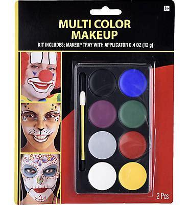 Halloween Makeup Kits Face Paint Party City