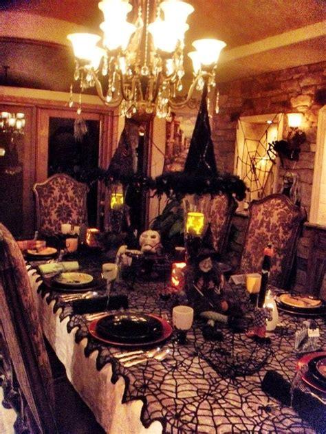 Halloween Party Ideas Dining Room Design Room Decor Ideas