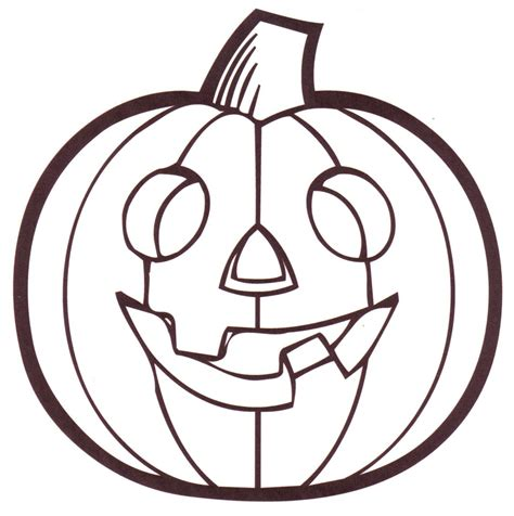 Halloween Pumpkins Coloring Pages Free and Printable