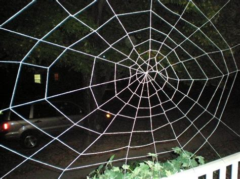 Halloween Spiderweb 6 Steps with Pictures Instructables
