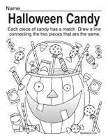 Halloween Worksheets edHelper