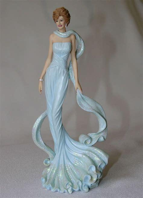 Hamilton Collection Princess Diana Tribute Figurines eBay