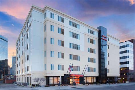 Hampton Inn Suites Denver Downtown Hotel