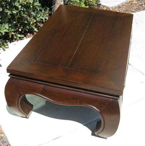 Hand Carved Coffee Tables Opium Legs Tables End Tables