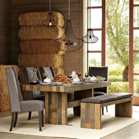 Handmade Emmerson dining table Homedit
