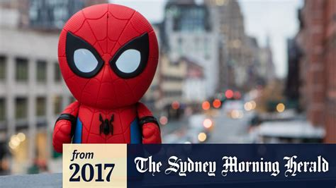 Hands on Sphero Spider man SMH au