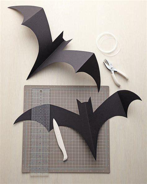 Hanging Bats Martha Stewart