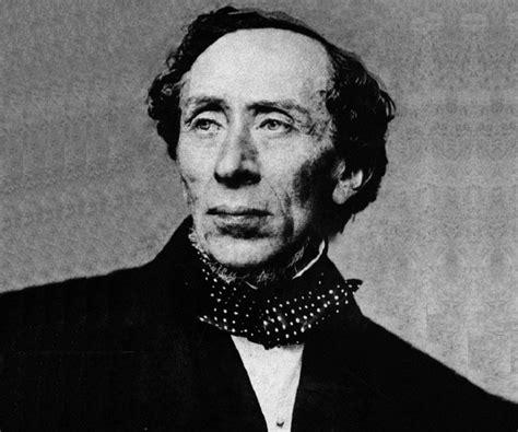 Hans Christian Andersen Biography Childhood Life