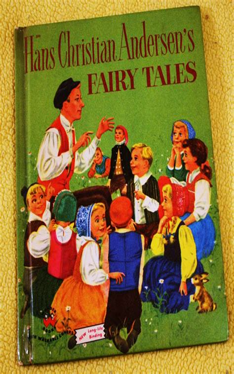 Hans Christian Anderson Fairy Tales AndersenFairyTales
