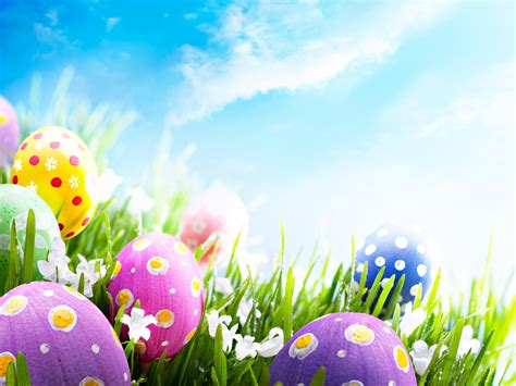 Happy Easter Easter Free Screen Savers