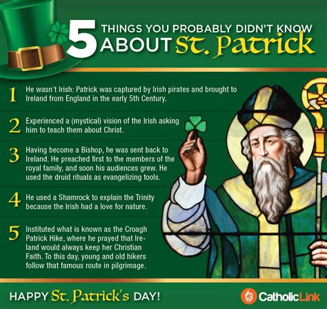 Happy St Patrick s Day 2017 What is it who is Saint