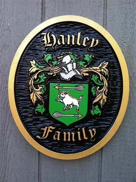 Hard to find Family Crests Coat of Arms Family Crests