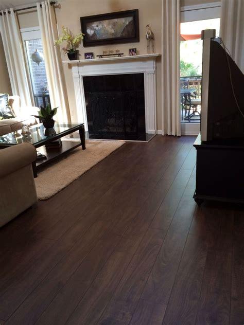 Hardwood Flooring Over Tile In The House