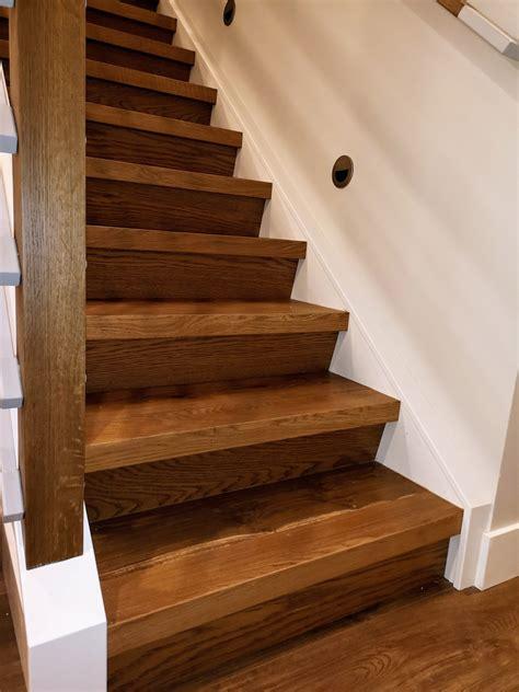 Hardwood Stair Treads Hardwood Flooring Stairs