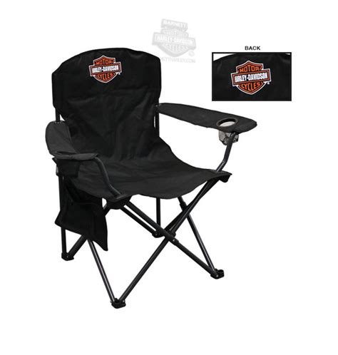 Harley Davidson Camping Gear and Outdoor Furniture