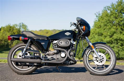 Harley XLCR Caf Racer Motorcycle Classics