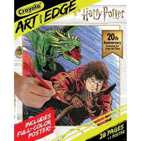 Harry Potter Coloring Book Michaels Stores