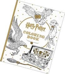 Harry Potter Coloring Book Scholastic 9781338029994