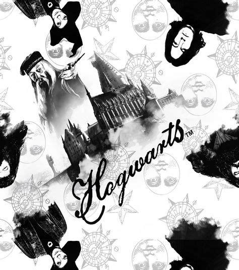 Harry Potter Scenic Allover Fleece Fabric JOANN