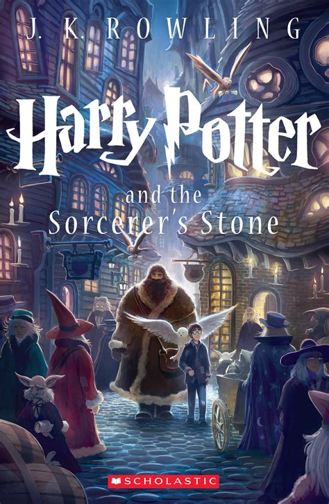 Harry Potter Scholastic