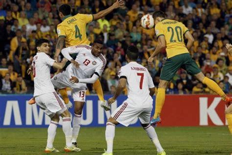 Hasil Piala Asia 2015: Australia Vs Uni Emirat Arab 2-0
