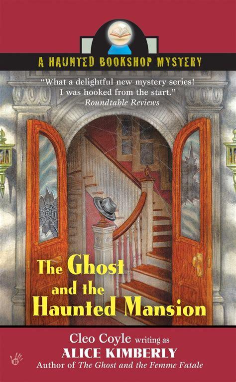 Haunted Bookshop Mysteries CoffeeHouseMystery