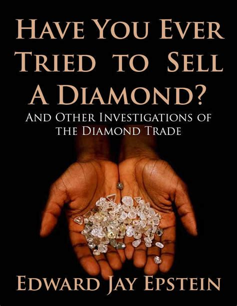 Have You Ever Tried to Sell a Diamond The Atlantic