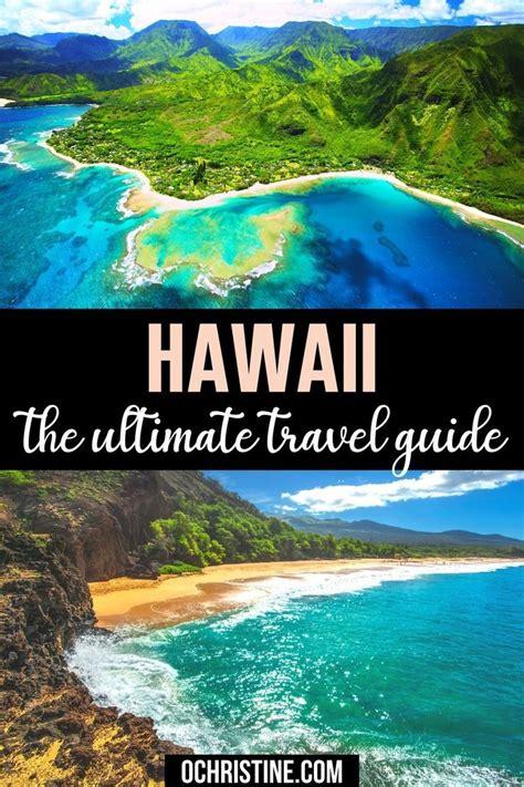 Hawaii Vacations Travel Guide Information Hawaii
