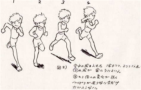 Hayao Miyazaki s Sketches Showing How to Draw Characters