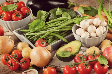 Health Benefits Of Vegetables - Myplate