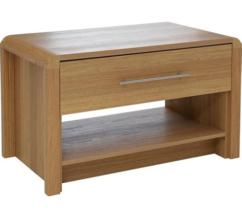 Heart of House Elford 1 Drawer Coffee Table Oak Argos
