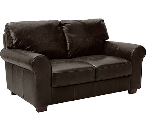 Heart of House Salisbury 2 Seater Leather Sofa Argos