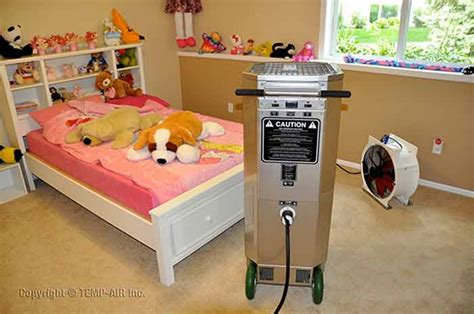 Heat Treatment For Bed Bugs Bed Bug Heaters Equipment