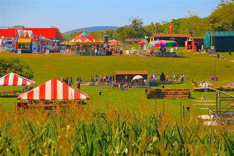 Heaven Hill Farm Garden Center Largest Fall Festival