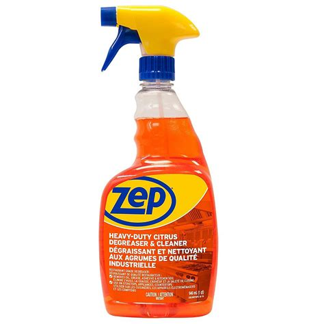 Heavy Duty Citrus Degreaser Details Zep Commercial