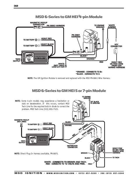 Hei Msd 6a Wiring Diagram Get Wiring Diagram Online Free