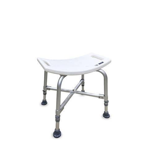 Height Adjustable Shower Bench Lifeline Corporation Pte Ltd