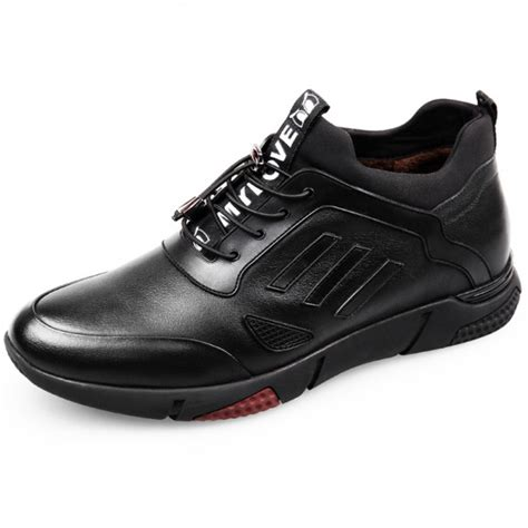 Height Increasing Men s Casual Shoes Elevator Shoes