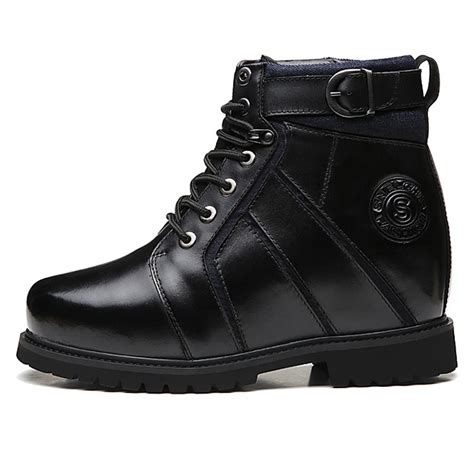 Height increase shoes for men Elevator shoes Be taller