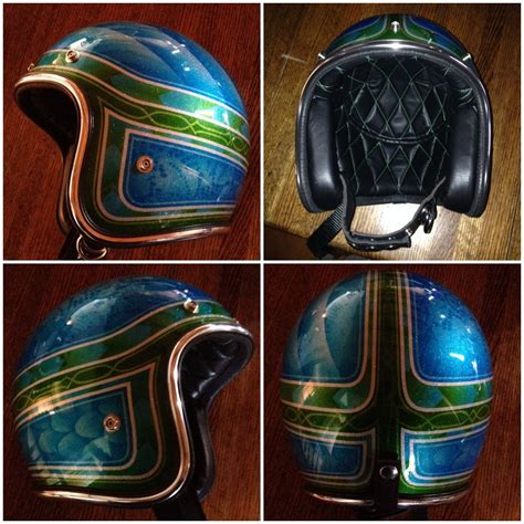 Hell Mutt s Custom Motorcycle Snowmobile Helmet Lining