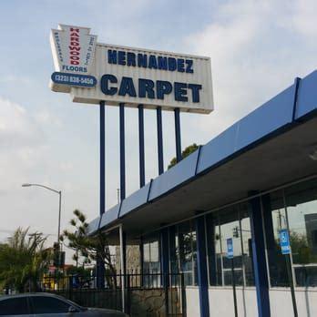 Hernandez Carpet Brokers Inc in Commerce CA 90040
