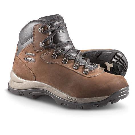 Hi Tec Altitude IV Men s Waterproof Hiking Boots