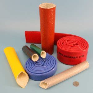 High Temperature Heat Flame Fire Resistant Firesleeve