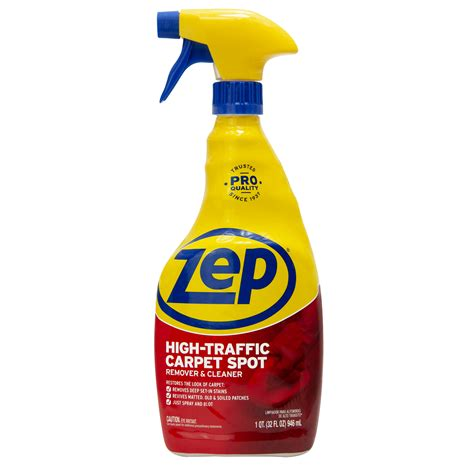 High Traffic Carpet Cleaner Details Zep Commercial